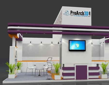 Open Exhibition Stand : How to choose the best exhibition stall fabricators vasant