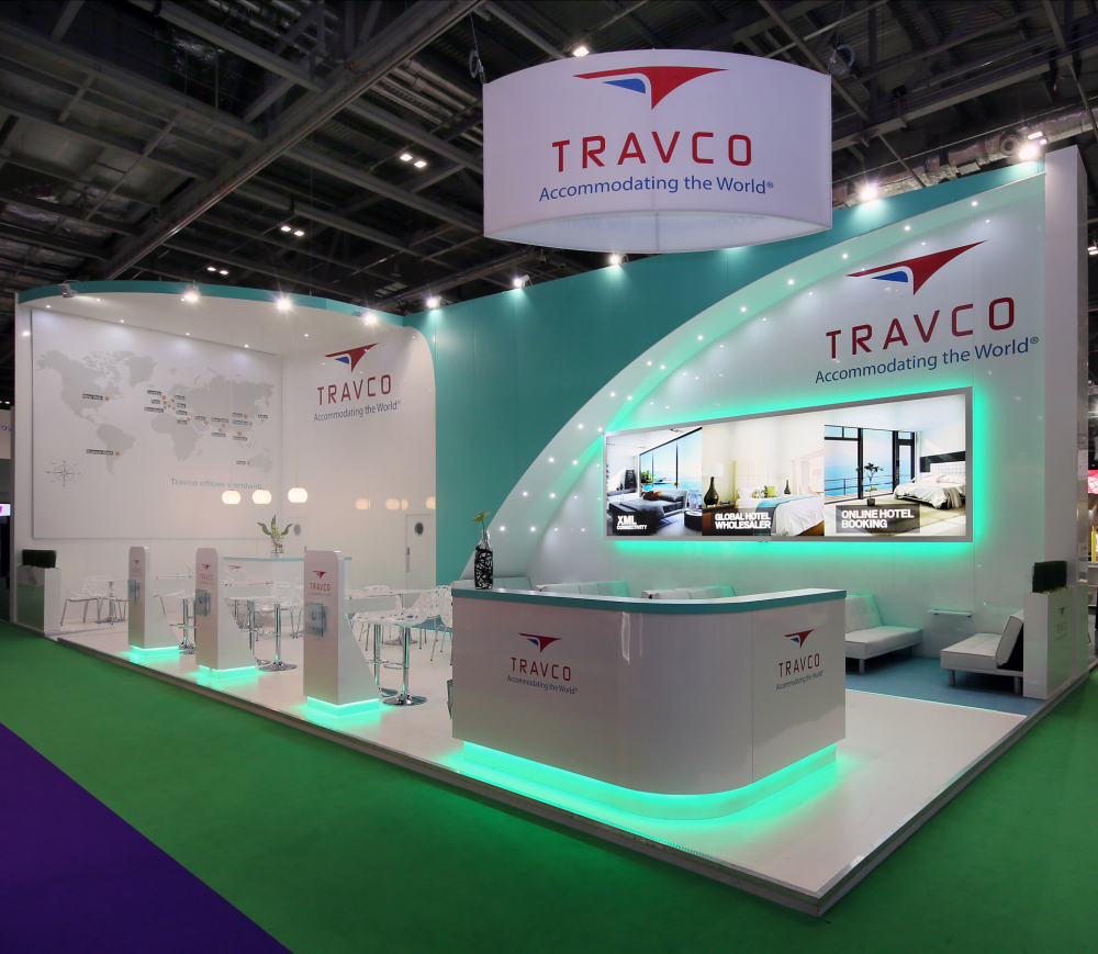 Exhibition Stand Builders In : Why you need help from professional exhibition stand builders