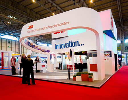 Exhibition Stand Services : Exhibition stands services at brandme advertising